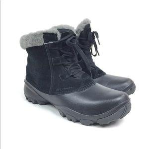 Columbia Sierra Summette Shorty black boots